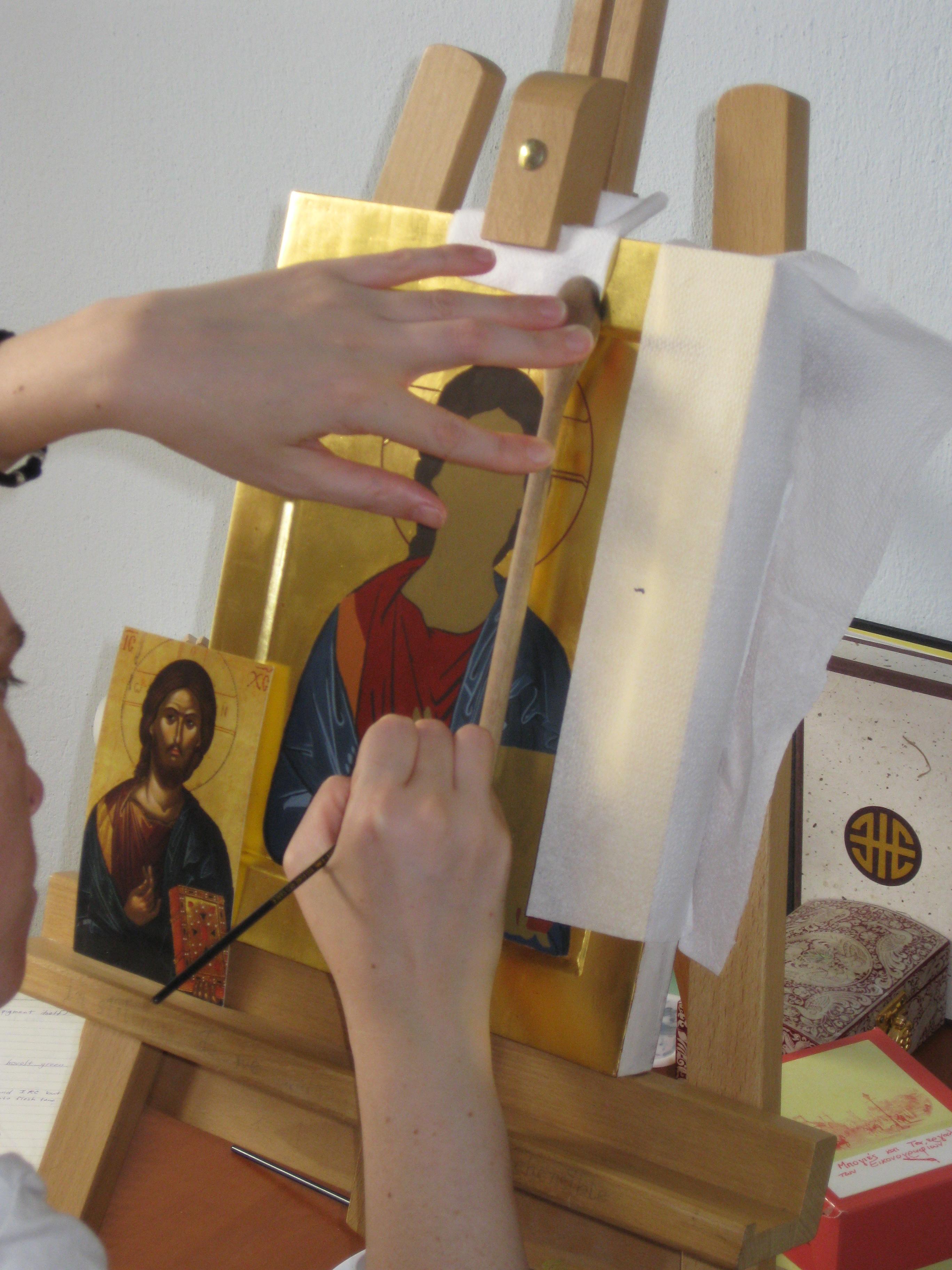 Как сделать иконы из доски своими руками