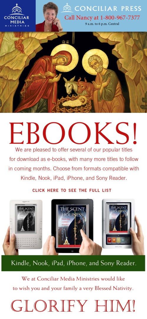 conciliar e-book titles
