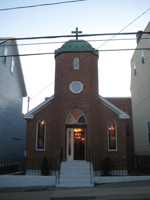St. Nicholas Greek Orthodox Church: Saint John, New Brunswick