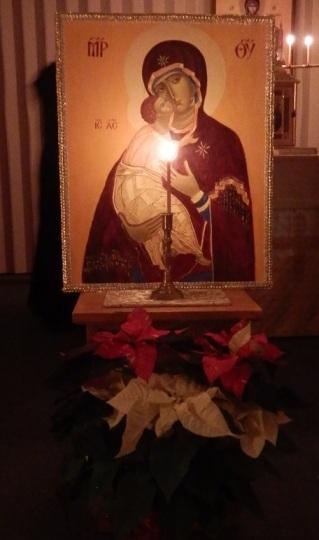 Compline, Christmas Eve.