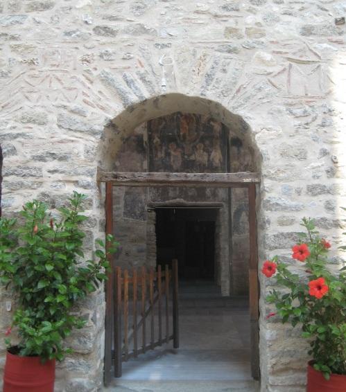 monastic silence
