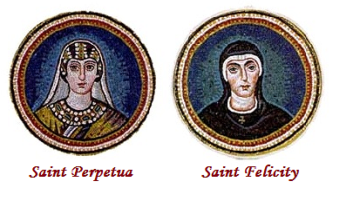 an analysis of the passion of saints perpetua and felicity Analyzing the function of dream-visions in the passio sanctarum perpetuae et  felicitatis  heffernan, the passion of perpetua and felicity, 79-99   embedded narratives within the narrative of martyrdom of saints perpetua and  felicitas.