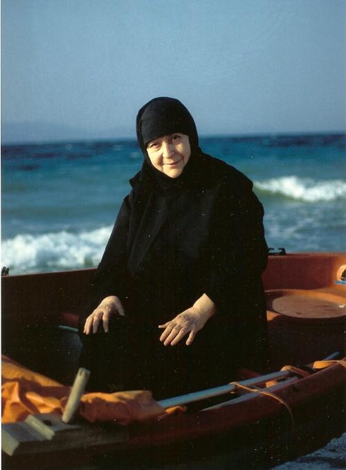 The ever-memorable Abbess Makrina