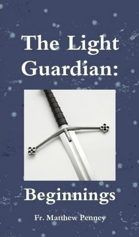 The Light Guardian - Beginnings cover