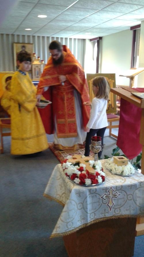 Sunday of the Cross 2