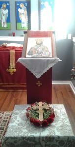 thy cross
