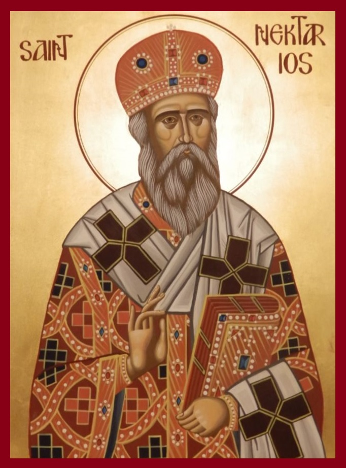 St. Nektarios of Pentapolis