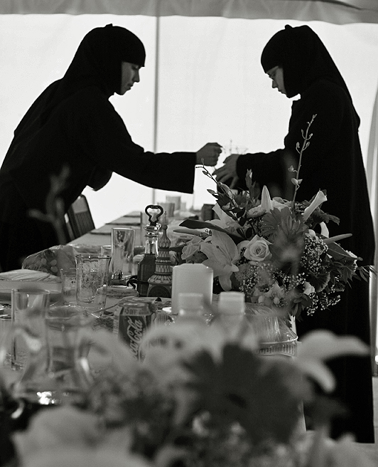 This image has an empty alt attribute; its file name is monastic-hospitality.jpg